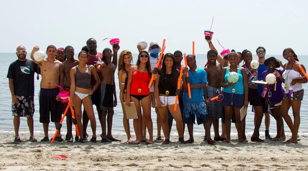 impact beach 2012