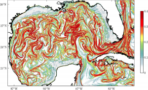 pollutant transport in the ocean